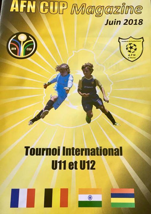 """Tolles Turnier in Mauritius. Mit am Start unser Kooperationspartner """"Moka Rangers"""" mit beachtlichen Leistungen…"""