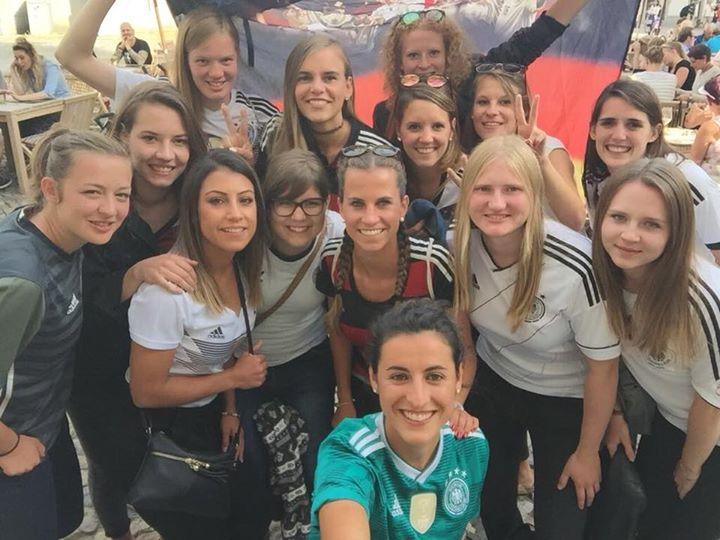 Vergangenes Wochenende fand die Abschlussfahrt nach Konstanz statt. Mit 16 Spielerinnen reisten die SGK…