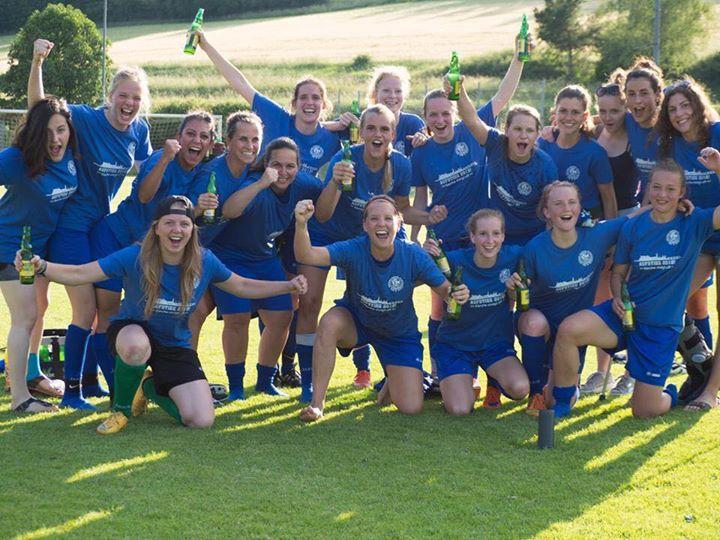 Nochmals Glückwunsch an ein tolles Team zum Aufstieg in die Verbandsliga ️