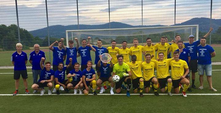 Meisterschaftsteller an die U19 der SGK Heidelberg – Herzlichen Glückwunsch