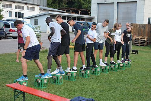 BO-Camp auch in Heidelberg Interessante drei Stunden erlebten fünfzehn Teilnehmerinnen und Teilnehmer aus allen…