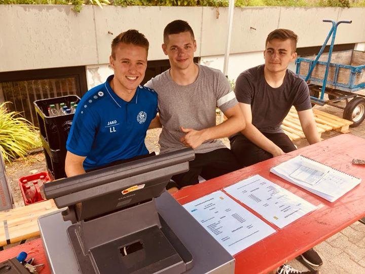 SGK Jungs und Mädels als Helfer beim Landesfeuerwehrtag in Heidelberg. Ohne Euch alle hätten…