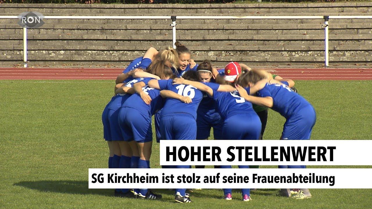 Frauenfußball in Kirchheim | RON TV