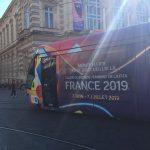 Montpellier ist in WM-Stimmung und wir mit 13 SGK-Mädchen mittendrin!